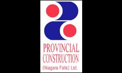 PROVINCIAL CONSTRUCTION (NIAGARA FALLS) LTD.